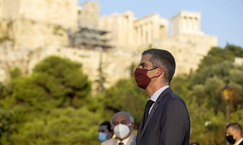 Μπακογιάννης: Κίνδυνος από την κλιματική αλλαγή - Θα είναι αβίωτη η Αθήνα αν δεν τη θωρακίσουμε