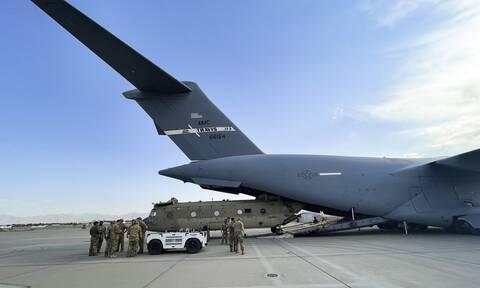 Αποχώρηση ΗΠΑ από Αφγανιστάν
