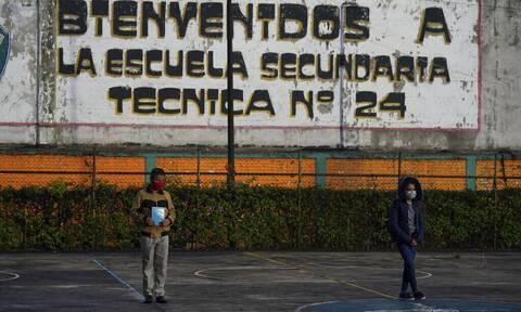 Κορονοϊός - Μεξικό: 326 θάνατοι και 5.564 κρούσματα το προηγούμενο 24ωρο