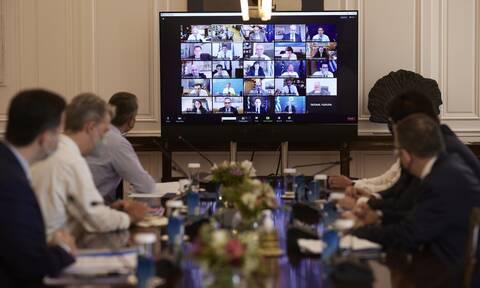 Το υπουργικό συμβούλιο θα πραγματοποιηθεί μέσω τηλεδιάσκεψης