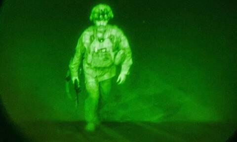 Ο Αμερικανός αξιωματικός που έφυγε τελευταίος