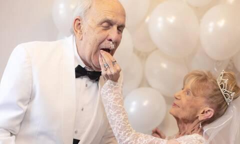 Είναι 59 χρόνια μαζί και οι φωτογραφίες που το γιόρτασαν είναι το κάτι άλλο