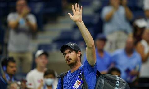 US Open: «Επίθεση» Μάρεϊ σε Τσιτσιπά – «Έχασα τον σεβασμό μου γι' αυτόν»