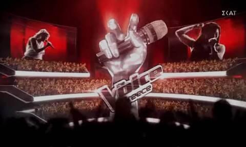 The Voice: Έσκασε η «βόμβα» - Αυτός είναι ο τέταρτος κριτής (video)