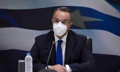 Σταϊκούρας: Θα αποζημιωθούν από το κράτος όσοι επλήγησαν από καταστροφικές πυρκαγιές