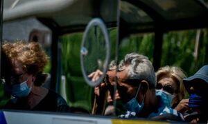 В Греческом общественном транспорте с сентября появятся «пассажиры-шпионы»
