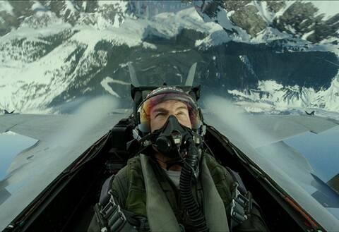 Τομ Κρουζ: Ο μοναδικός όρος που έβαλε για να κάνει το νέο Top Gun