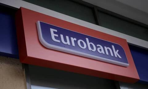 Eurobank: Καθαρά κέρδη 195 εκατ. ευρώ στο πρώτο εξάμηνο του 2021
