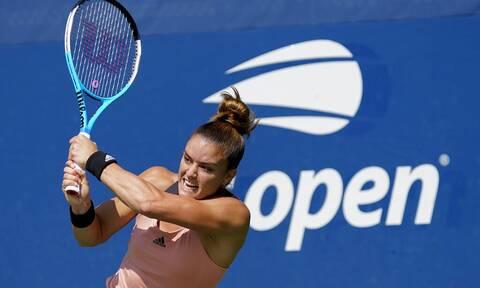Μαρία Σάκκαρη: Εντυπωσιακό ξεκίνημα στο US Open! – Πέρασε «αέρα» στον δεύτερο γύρο (video)