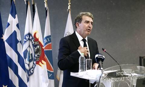 Χρυσοχοΐδης: Σκληρή η πολιτική για όσους αναλαμβάνουν ευθύνες - Δεν αποχωρώ από τον δημόσιο βίο