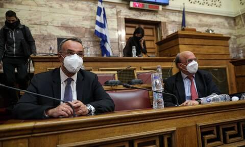 Σταϊκούρας : Σημαντική η συμβολή του Γιώργου Ζαββού και του «Ηρακλη» για το τραπεζικό σύστημα