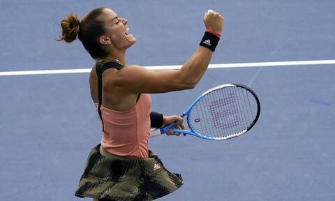 Μαρία Σάκκαρη: Η αντίπαλος της στον δεύτερο γύρο του US Open – Τα highlights της πρόκρισης (video)