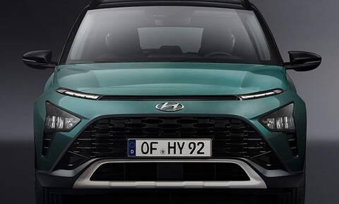 Η Hyundai ετοιμάζει ένα ακόμα πιο μικρό SUV