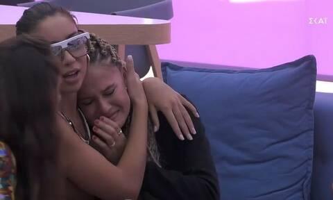 Big Brother: Ξεκίνησαν οι εντάσεις και τα κλάματα – Ποιος δήλωσε «ερωτευμένος» (videos)