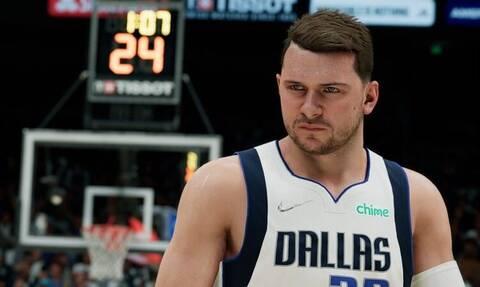 NBA 2K22: Δείτε το πρώτο gameplay βίντεο!