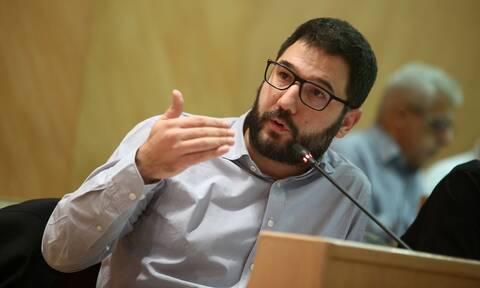 Νάσος Ηλιόπουλος: Πρώτη φορά κατηγορείται η αντιπολίτευση για έναν αποτυχημένο ανασχηματισμό