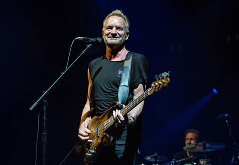 O Sting ανακοινώνει νέο άλμπουμ λίγο πριν το Ηρώδειο
