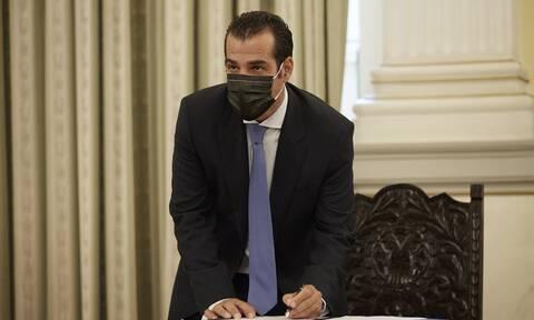Πλεύρης: Ανησυχία για την υπουργοποίησή του από το Κεντρικό Ισραηλιτικό Συμβούλιο - «Ζητώ συγγνώμη»