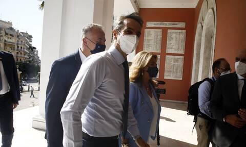 Μητσοτάκης από Θεσσαλονίκη για τα νοσοκομεία: «Όλα είναι υπό έλεγχο…»