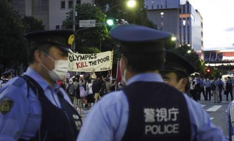 Παραολυμπιακοί Αγώνες: Σάλος με μεθυσμένους αστυνομικούς στο Τόκιο - Προκάλεσαν επεισόδια με πολίτες