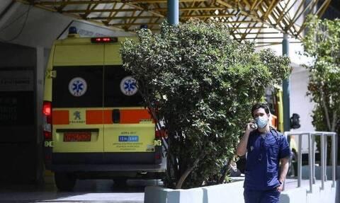 Μπουλμπασάκος στο Newsbomb.gr: Φτάνει το 92% το ποσοστό των ανεμβολίαστων στις ΜΕΘ