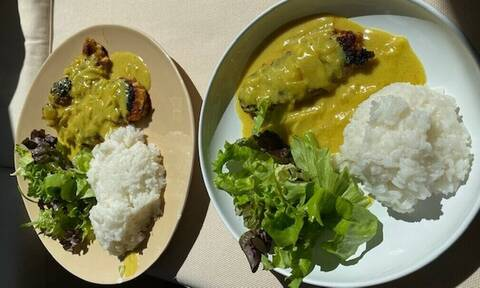 Chicken Katsu Curry: Ένα φαγητό που σε ανεβάζει επίπεδο