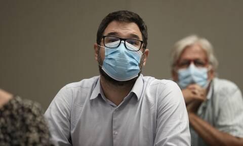 ΣΥΡΙΖΑ – Ηλιόπουλος: Η ΝΔ οδηγεί στα όρια το ανθρώπινο δυναμικό των νοσοκομείων