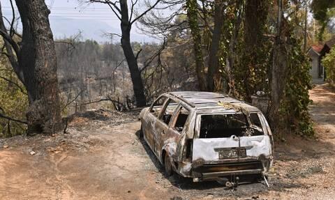 ΕΚΠΑ: Τα πρώτα στοιχεία εκτίμησης κινδύνων από τις πυρκαγιές – Μεγάλη η πιθανότητα πλημμυρών