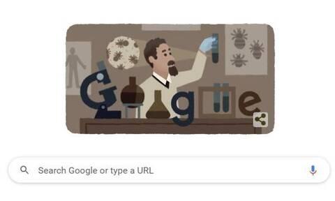 Ρούντολφ Βάιγκλ: Ποιος ήταν και γιατί τον τιμά σήμερα με doodle η Google