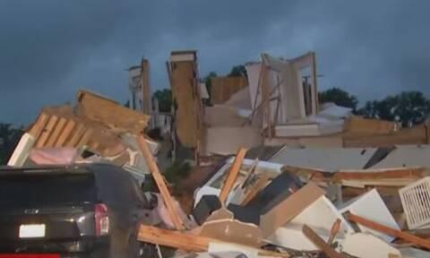 ΗΠΑ – Τυφώνας Άιντα: Κατάσταση έκτακτης ανάγκης κήρυξε ο δήμαρχος της Νέας Υόρκης