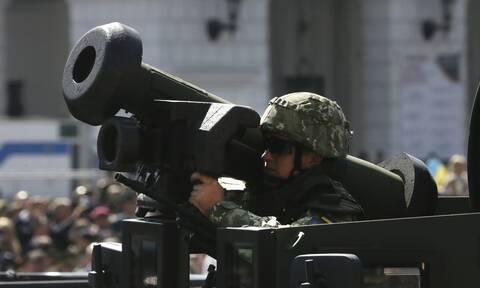 ΗΠΑ: Στρατιωτική βοήθεια 60 εκατ. δολαρίων στην Ουκρανία κατά της «ρωσικής επιθετικότητας»