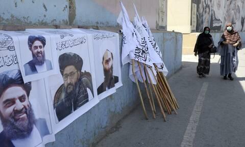 Αφγανιστάν: Οι Ταλιμπάν παρουσιάζουν κυβέρνηση - Κατάρρευση της οικονομίας προ των πυλών