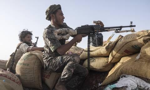 Υεμένη: Φονική μάχη με δεκάδες νεκρούς στη Μαρίμπ