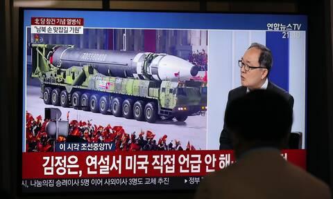 Βόρεια Κορέα: Δορυφορικές φωτογραφίες δείχνουν προετοιμασίες για στρατιωτική παρέλαση