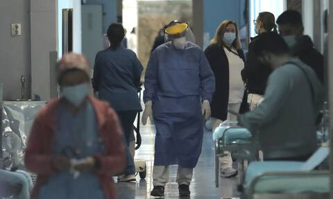 ΟΕΝΓΕ: Γιατροί «άσχετων ειδικοτήτων» στο τμήμα Covid του νοσοκομείου Καλαμάτας