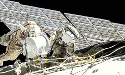 Αντιμέτωπος με «ανεπανόρθωτα» προβλήματα ο Διεθνής Διαστημικός Σταθμός, λέει η Ρωσία