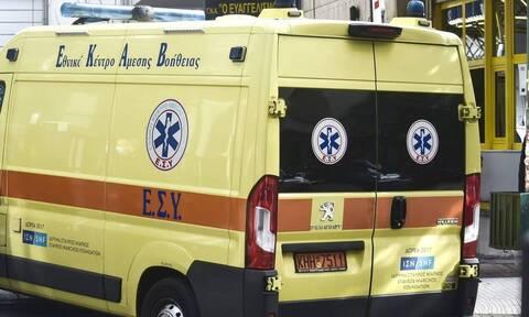 Κρήτη: Σοβαρό τροχαίο με εγκλωβισμό - Τρεις τραυματίες