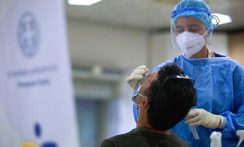 Κρούσματα σήμερα: 679 νέες μολύνσεις στην Αττική - 293 στη Θεσσαλονίκη και 190 στην Κρήτη