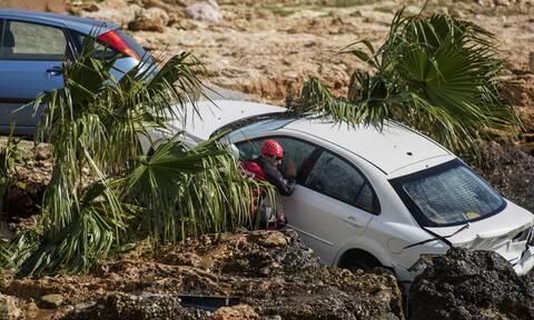 Ισπανία: «Αφεθήκαμε στα χέρια του Θεού» λένε οι πλημμυροπαθείς - Bίντεο απο τις σφοδρές βροχοπτώσεις