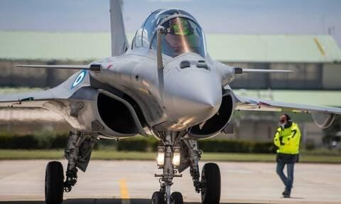Πολεμική Αεροπορία: Στα χέρια της το δεύτερο Rafale - Οργή στην Τουρκία για την εκτόξευση της HAF
