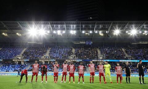Ολυμπιακός: Η λίστα στην UEFA για το Europa League - Ποιοι έμειναν εκτός
