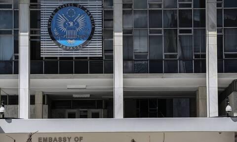 Πρεσβεία ΗΠΑ για Θεοδωράκη: Αξέχαστη η σύνθεση του «Ζορμπά» και της «Μπαλάντας του Μαουτχάουζεν»