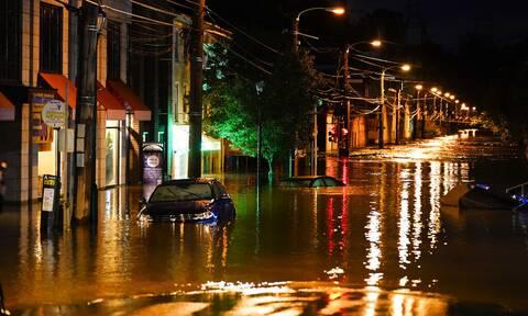 ΗΠΑ: 41 νεκροί από την καταιγίδα Άιντα - Εικόνες χάους στη Νέα Υόρκη