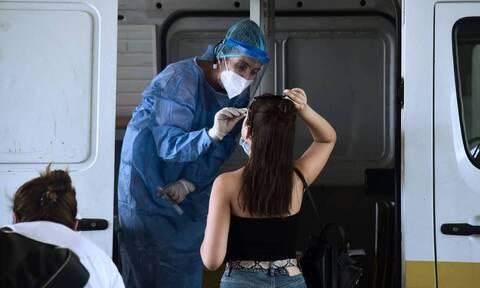 Κορονοϊός - Παγώνη: Πρέπει να προχωρήσουμε με τους εμβολιασμούς - Η μετάλλαξη M είναι πολύ δύσκολη