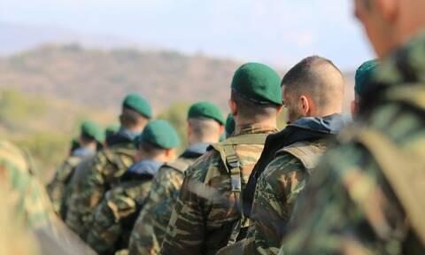 Προσλήψεις οπλιτών στις ένοπλες δυνάμεις: Προθεσμία μέχρι 19/9