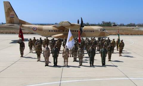Κύπρος: Με τη συμμετοχή της Εθνικής Φρουράς η πολυεθνική άσκηση «BRIGHT STAR» στην Αίγυπτο