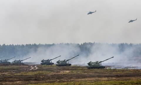 Στρατιωτικές ασκήσεις Ρωσία