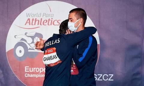 Νάσος Γκαβέλας: Τα δάκρυα του Παραολυμπιονίκη που «φώτισαν» το σκοτάδι