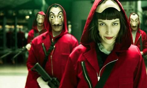 La Casa De Papel: Τελικά τι διαφορετικό θα δούμε στην 5η σεζόν;