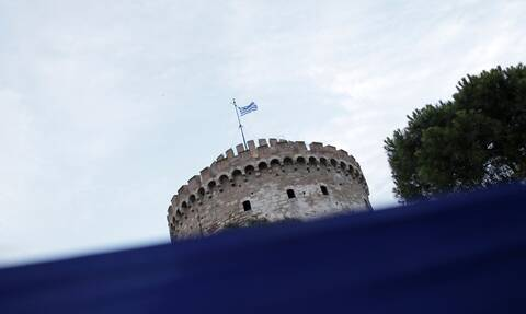 Θεσσαλονίκη: Με σημαίες της Επανάστασης του 1821 θα σημαιοστολιστεί η πόλη κατά τη διάρκεια της ΔΕΘ